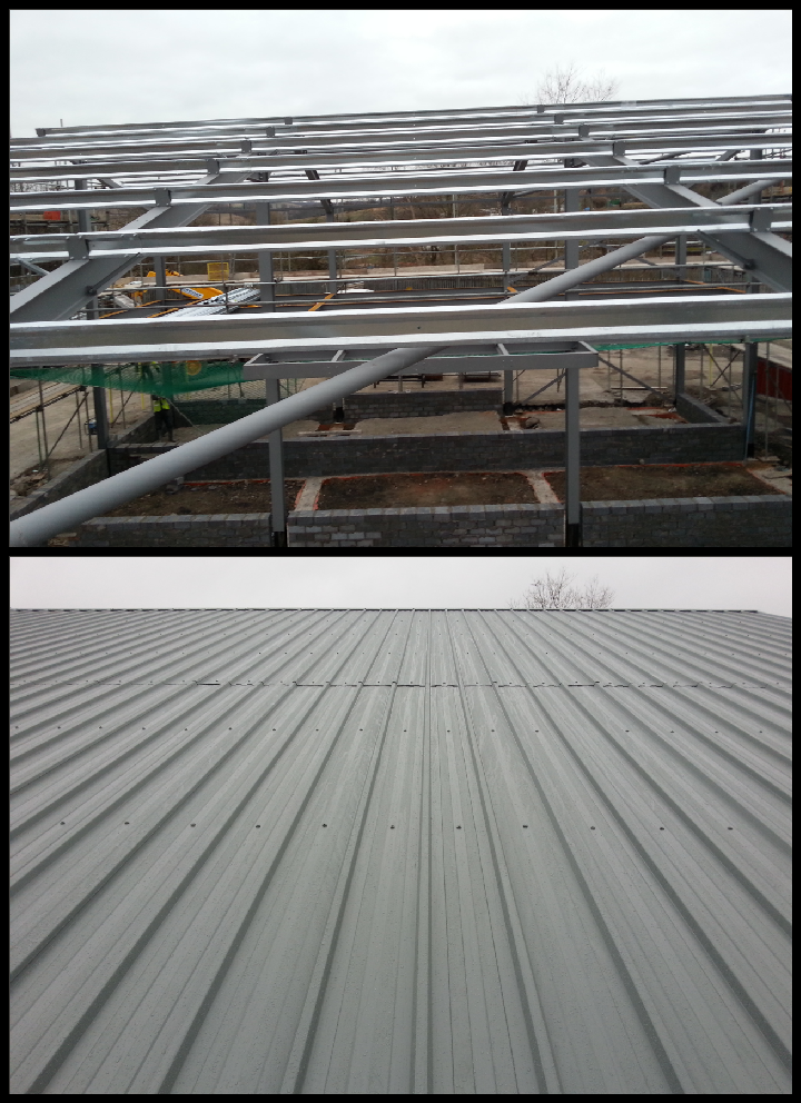 Roofing Cladding For Industrial Amp Commercial New Builds